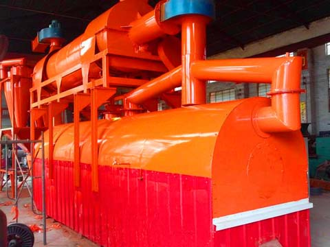 Sewage Sludge Carbonization Plant manufacturer