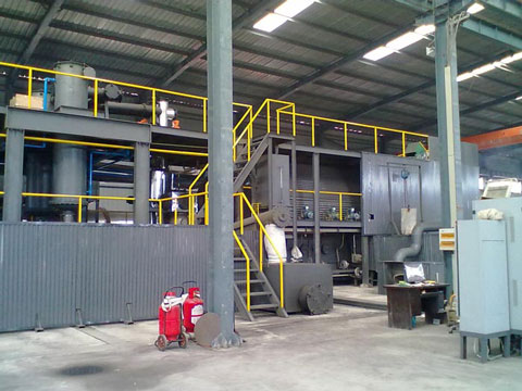 Quality Large Capacity Medical Waste Pyrolysis Equipment