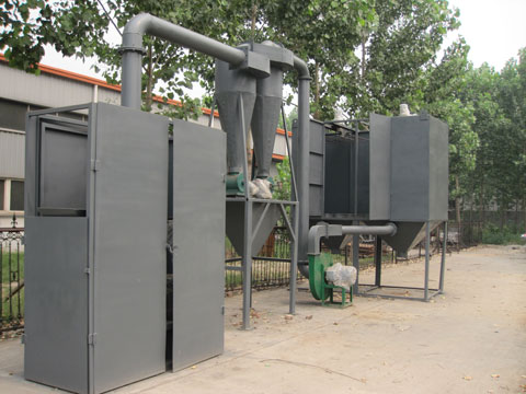 Kingtiger quality processing equipment for manufacturing carbon black