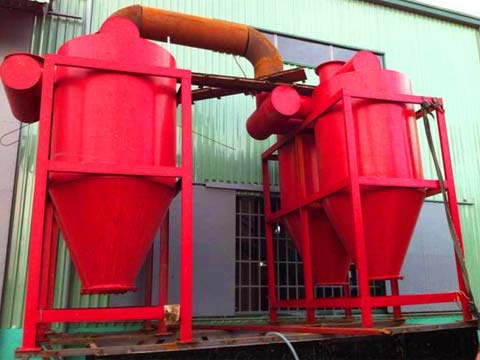 hot sale Sewage Sludge Carbonization Plant cheap