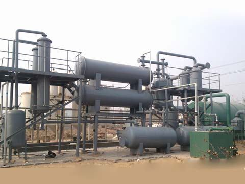 buy pyrolysis plant in plastic pyrolysis plant manufacturers - Kingtiger