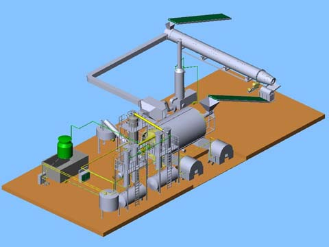 waste in a hydrocarbon processing industry Cracking, as the name suggests, is a process in which large hydrocarbon  as  the catalyst many refineries will have a dedicated plant which takes in the waste .