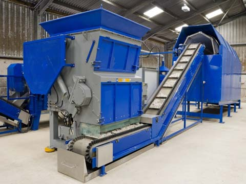 Waste Plastic Recycling Plant Recycle Machines Manufacturer