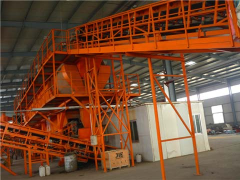waste sorting plant for sale