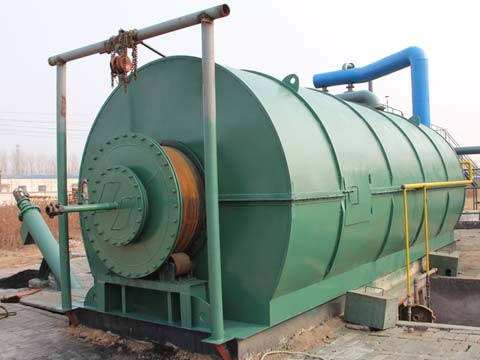 Waste Plastic Pyrolysis Plant for Sale Manufacturer - Cost