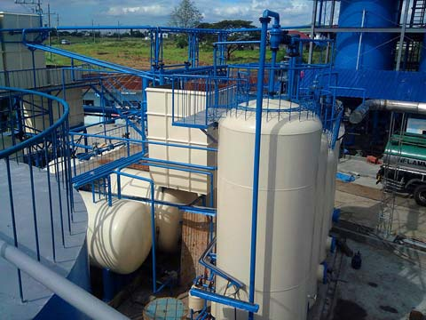 waste ptrolysis oil distillation plant for sale