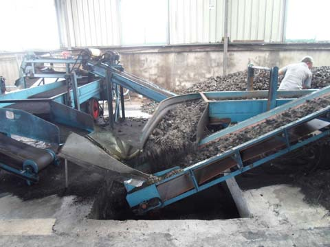 tyre recycling plant business plan