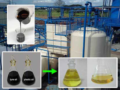 Waste oil disposal cost