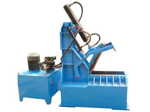 Jaw Tyre Cutting Machine of Rubber Powder Production Line