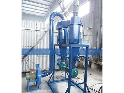 Rubber powder classifier with low price