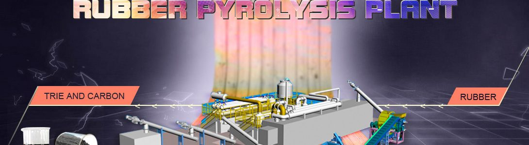 Waste Rubber Pyrolysis Plant for Sale from Kingtiger