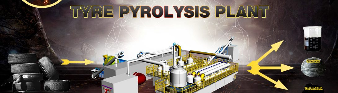 hot waste tyre pyrolysis plant for sale from Kingtiger