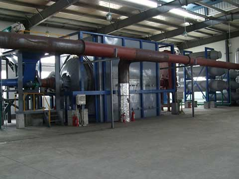 Wholesale fully automatic tyre pyrolysis plant