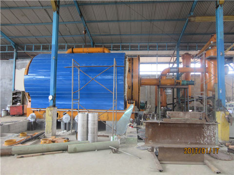 plastic into oil machine for sale in Indonesia