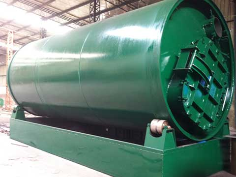 Furnace of pyrolysis in india