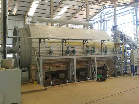 Pyrolysis facility for sale
