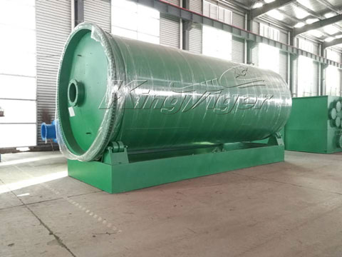 Semi-Continuous Plastic Recycling Equipment Price