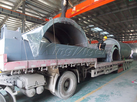 small scale pyrolysis plant to South Africa