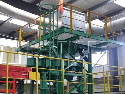 Waste separation systems