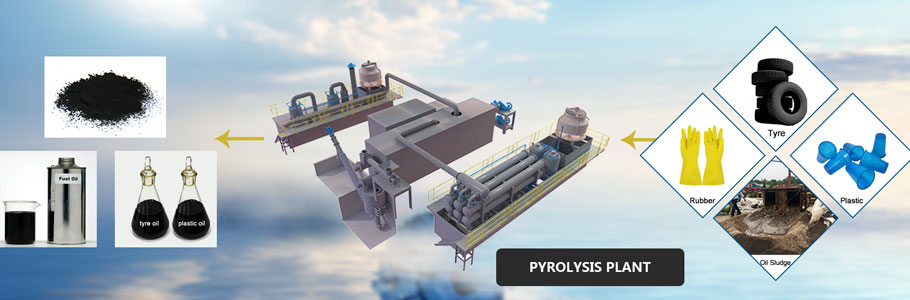 Kingtiger Fully Continuous Pyrolysis Plant