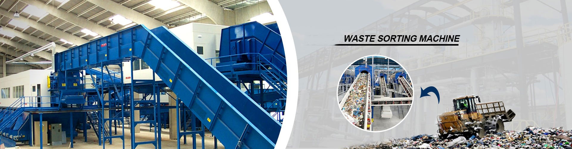 Kingtiger waste sorting plant