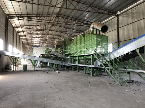 waste sorter machine
