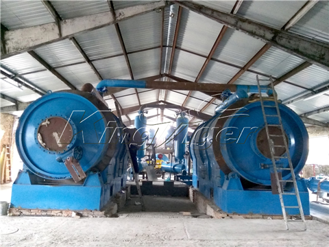waste tyre recycling plant business plan