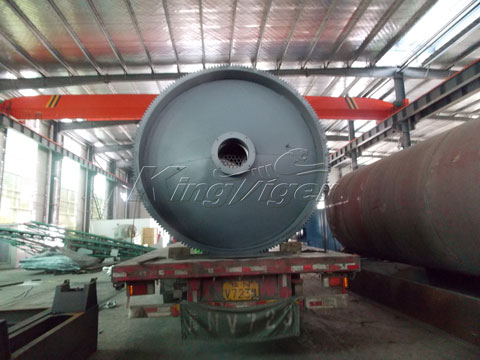 cost of tyre pyrolysis plant