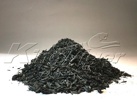 charcoal from rice husk