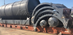 Waste Pyrolysis Plant Shipped to South Africa